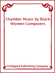 Chamber Music by Black Women Composers